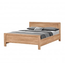 Holland Oak 4ft6 Double Bed