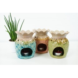 Pineappple Oil Burner and Wax Melts